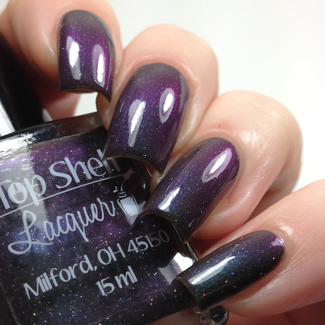 Top Shelf Lacquer-Resistant to Magic