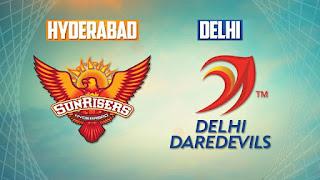 SRH vs DD