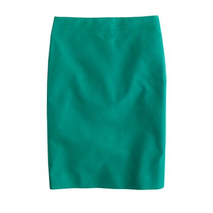 ad928becf5 In Praise of the J. Crew No. 2 Pencil Skirt - Solo Lisa