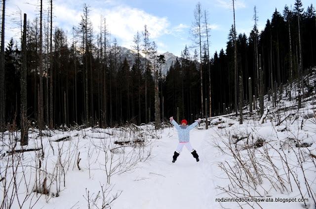 Tatry zimą- Wigilijny spacer z uszkami w tle