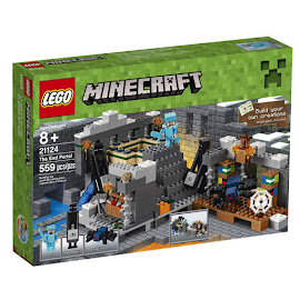 Minecraft The End Portal Lego Set