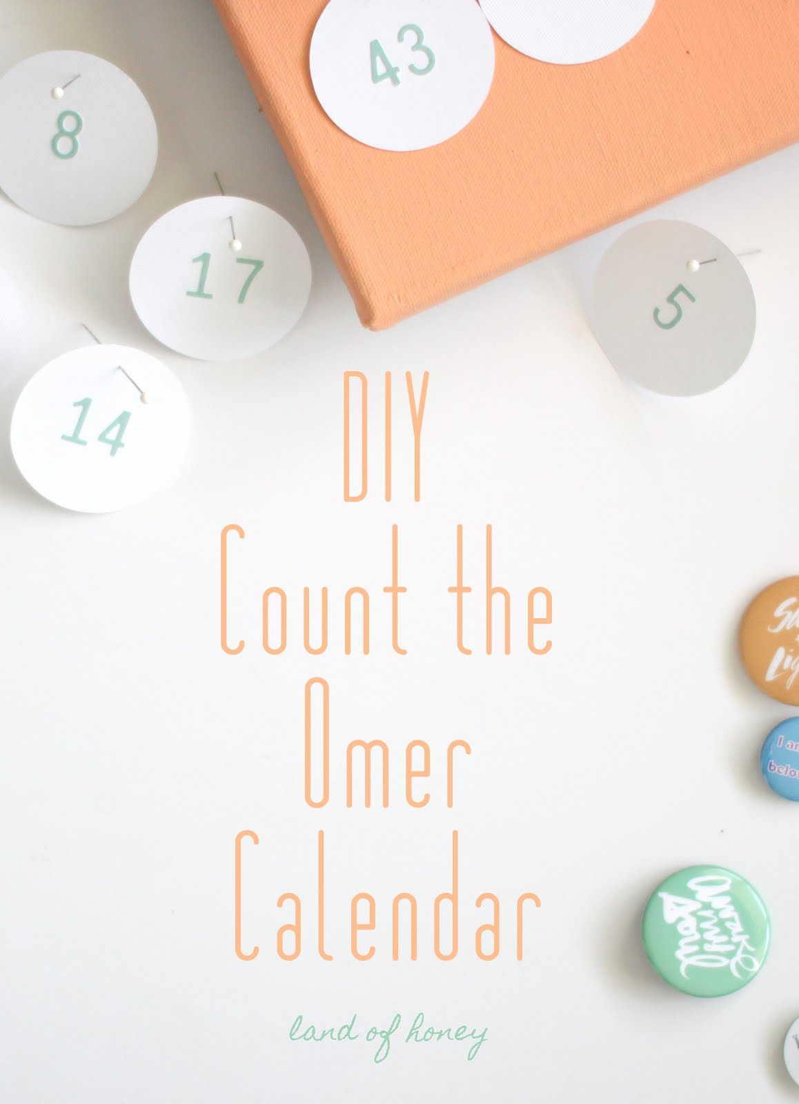DIY Flair Omer Counter