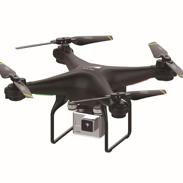 Máy bay điều khiển từ xa có camera_4
