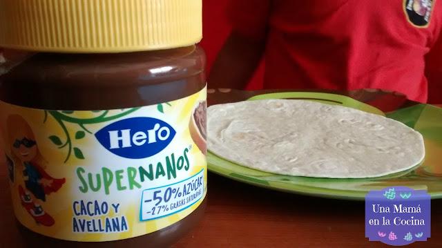 Crema de Cacao Hero Super Nanos