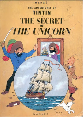 Download free ebook Tintin and the Secret of the Unicorn pdf