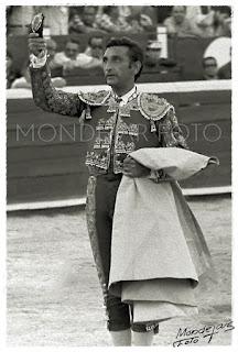 TOREROS DE ALBACETE: MANUEL AMADOR