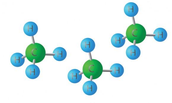 Contoh Molekul Sederhana dalam Kehidupan Sehari-hari
