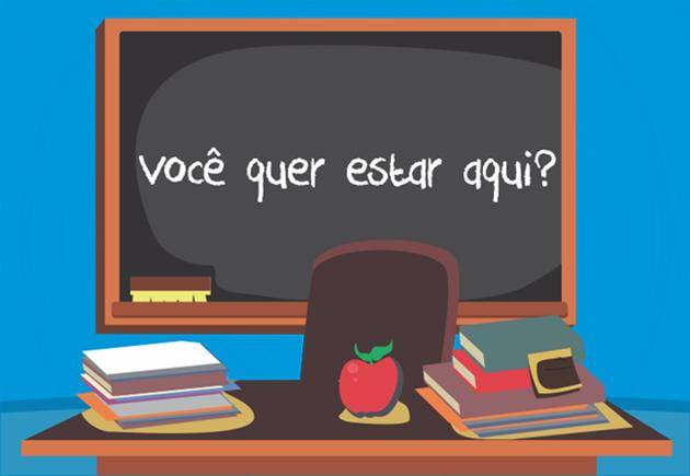 EDUCAÇÃO: E quando estar professor é fazer um bico?