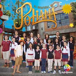 CD Trilha Sonora - As Aventuras de Poliana