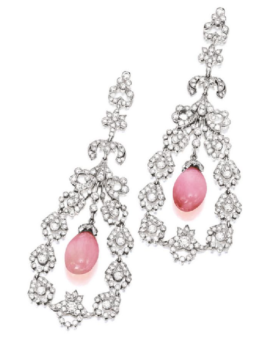 Marie Poutine's Jewels & Royals: Earrings