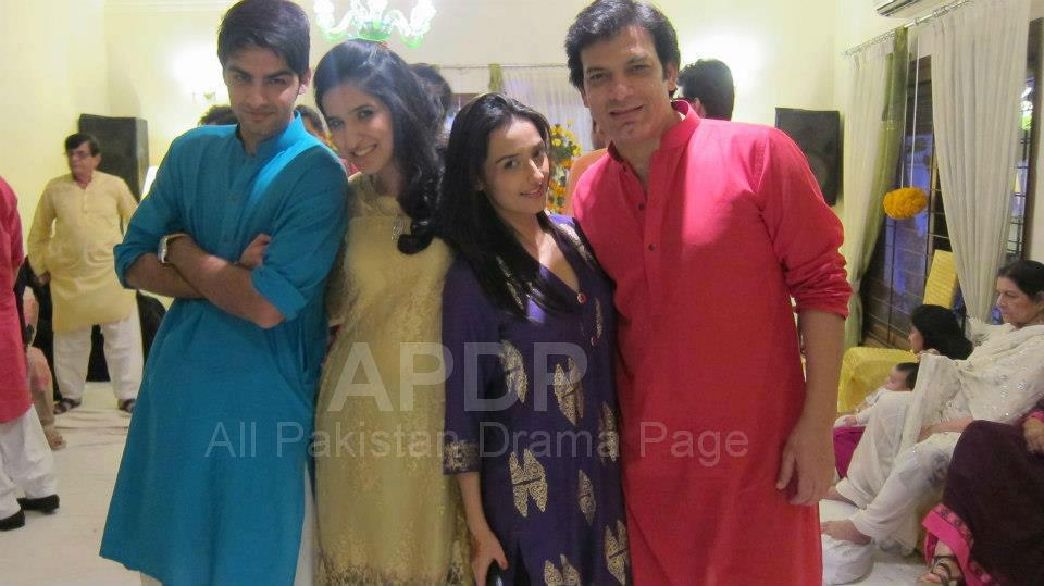 Javed Sheikh Son Wedding Pictures Shahzad And Hina Mir Marriage Wow Y News