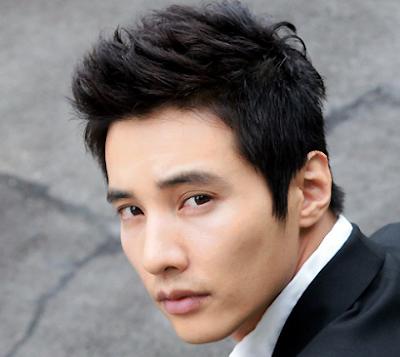 Won Bin Artis Korea paling tampan