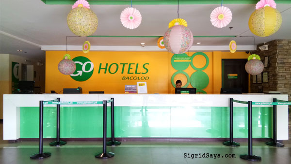 Go Hotels Bacolod - Bacolod hotels - travel Philippines