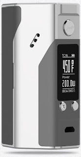 How to turn on the stealth mode on Reuleaux RX200S?