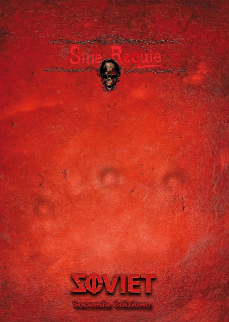 Sine Requie: Soviet (cover)
