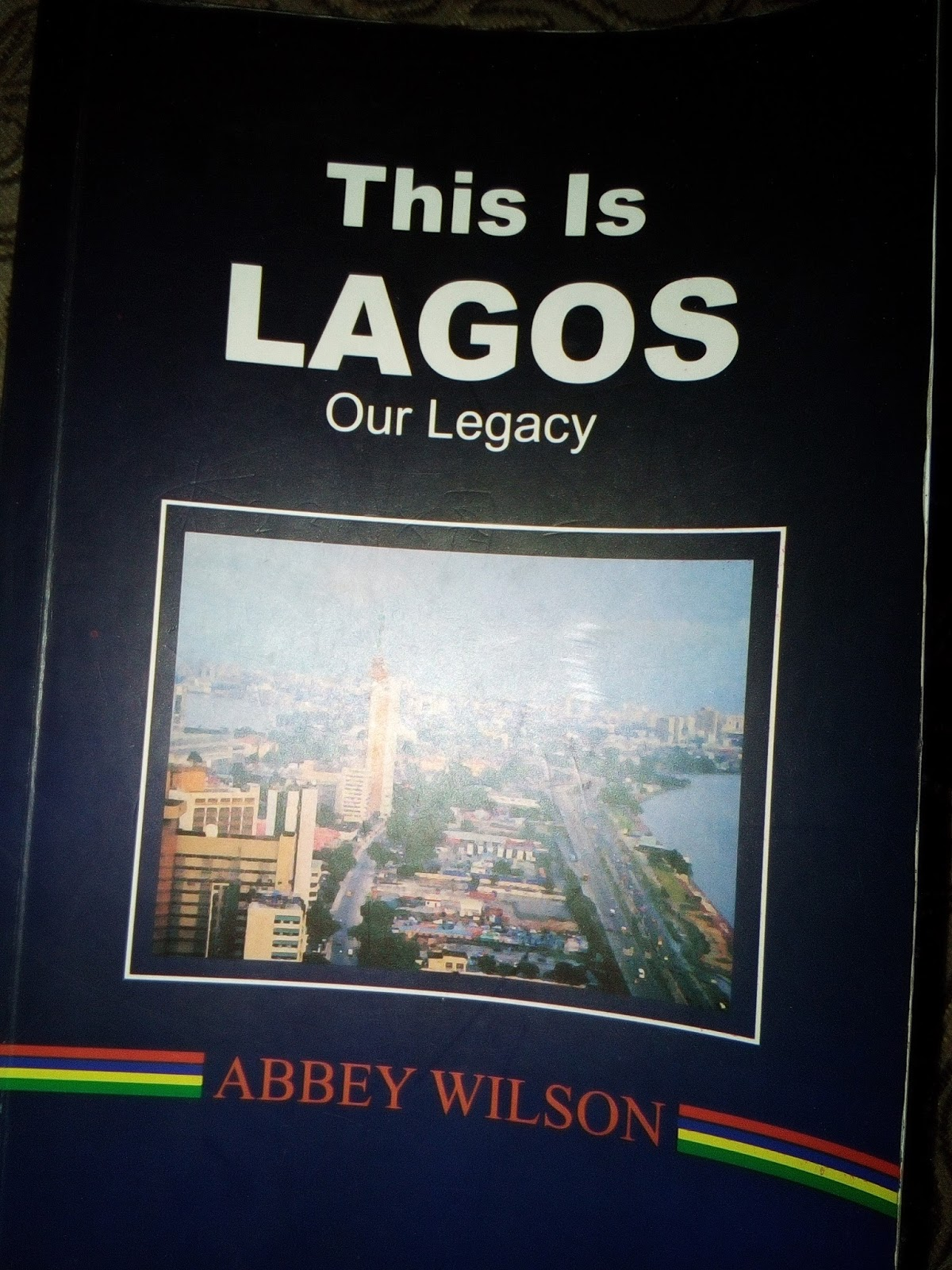 write an essay lagos a state of excellence indeed