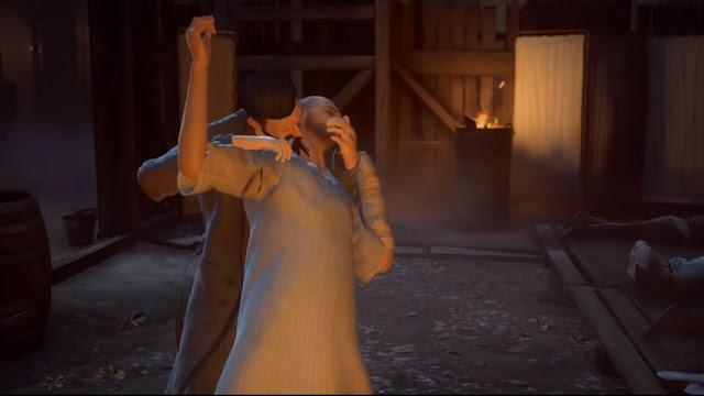 """""""Vampyr"""" Game hành động kinh dị Ma Cà Rồng 2018"""