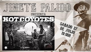 Hot Coyotes