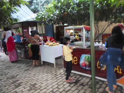 Kios Mini Kampung Coklat Blitar