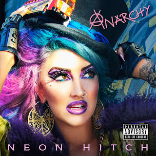 Neon Hitch - Anarchy (2016) - Album Download, Itunes Cover, Official Cover, Album CD Cover Art, Tracklist