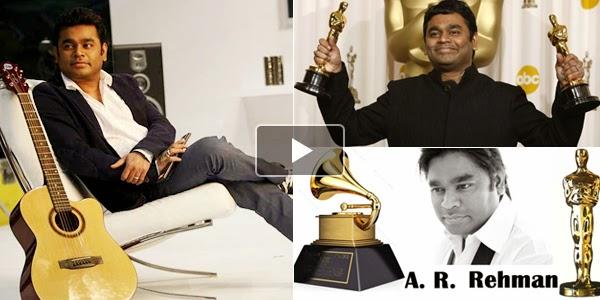 Listen to AR. Rahman Songs on Raaga.com