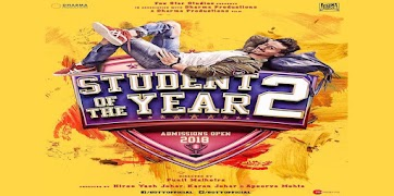 Tiger Shroff New Upcoming movie 2016 Student Of The Year 2 release date, star cast, 2017 movie Poster