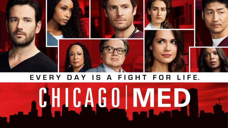Chicago Med - Season 3 - Promo, Cast Promotional Photos, Featurette, Premiere Date + Key Art