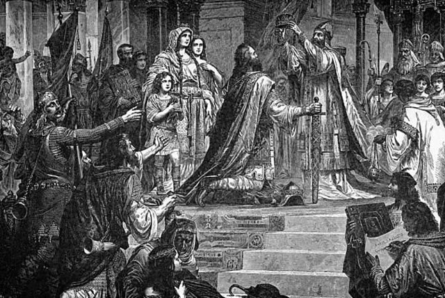 why was charlemagne made holy roman A story told with adobe spark  charlemagne was the first holy roman pope  made with adobe slate make your words and images move.