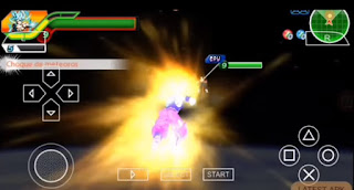 Download Dragon Ball Z Tenkaichi Tag Team ORIGINAL BT3 MOD For Android (PPSSPP)