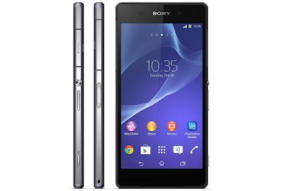 Sửa chữa màn hình Sony Z2