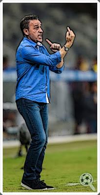 Paulo Bento Cruzeiro