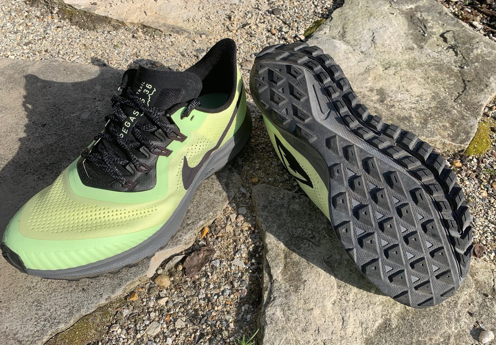 Road Trail Run: NIke Air Zoom Pegasus 36 Trail Multi Tester ...