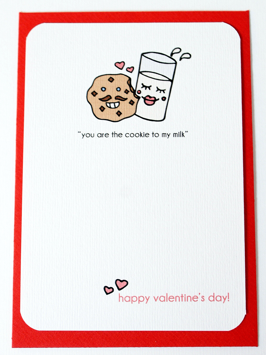how to write a funny valentines card for friends