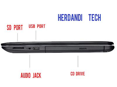 Laptop ASUS X555QG, Laptop Canggih Sejuta Umat
