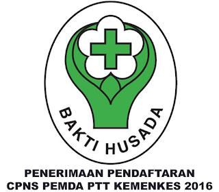 Penerimaan CPNS Pemda PTT Kemenkes 2016