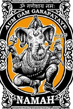 100+ Best Ganesh Mantra Images (2019) | Good Morning Images 2019