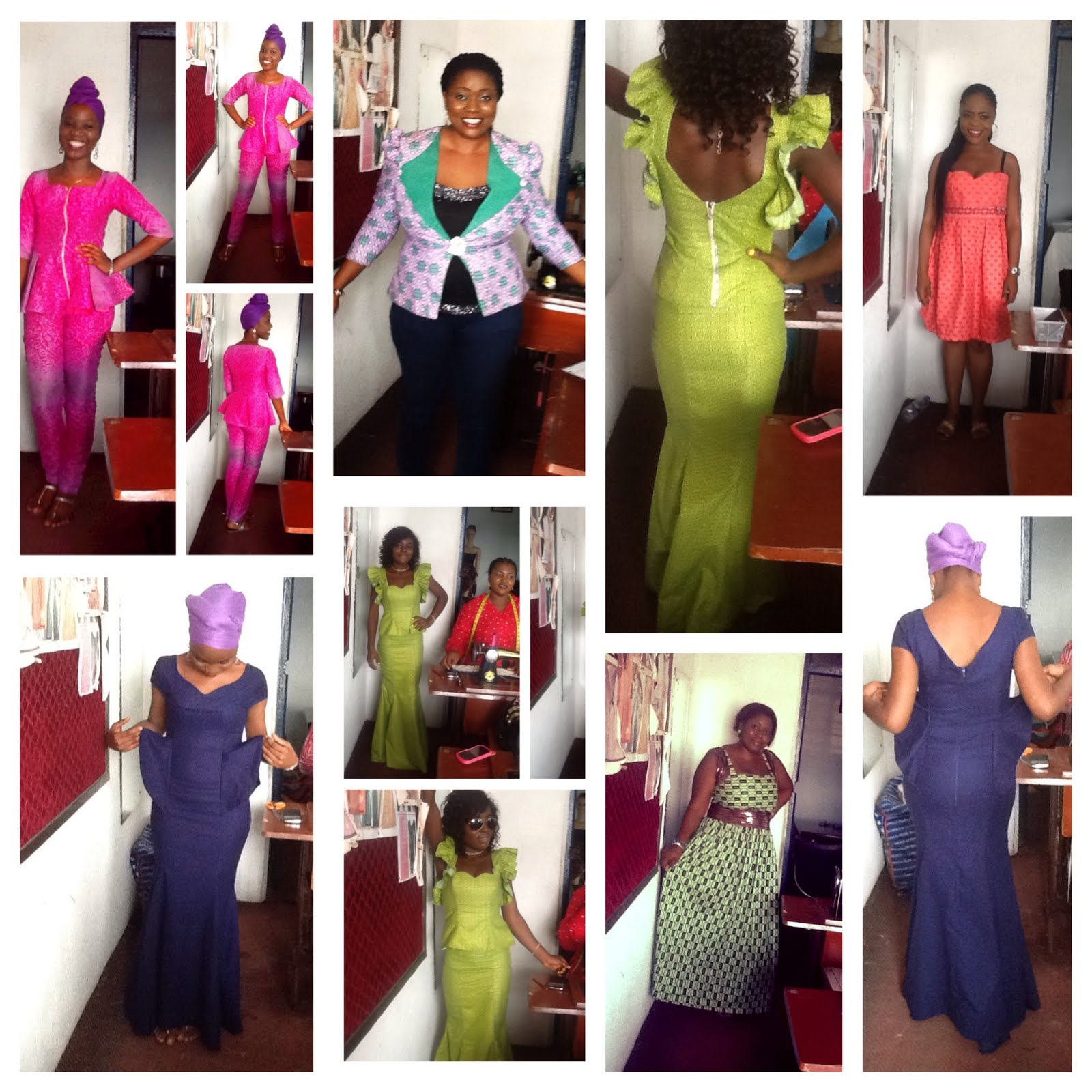 Fashion School In Yaba School Style