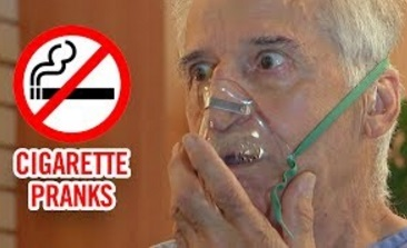Funny Video | usted Smoking CIGARETTES!