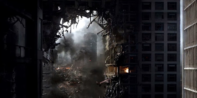 Dezastru provocat de Godzilla