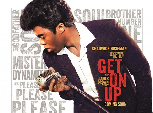 Get on Up! James Brown e a História de um Homem Só