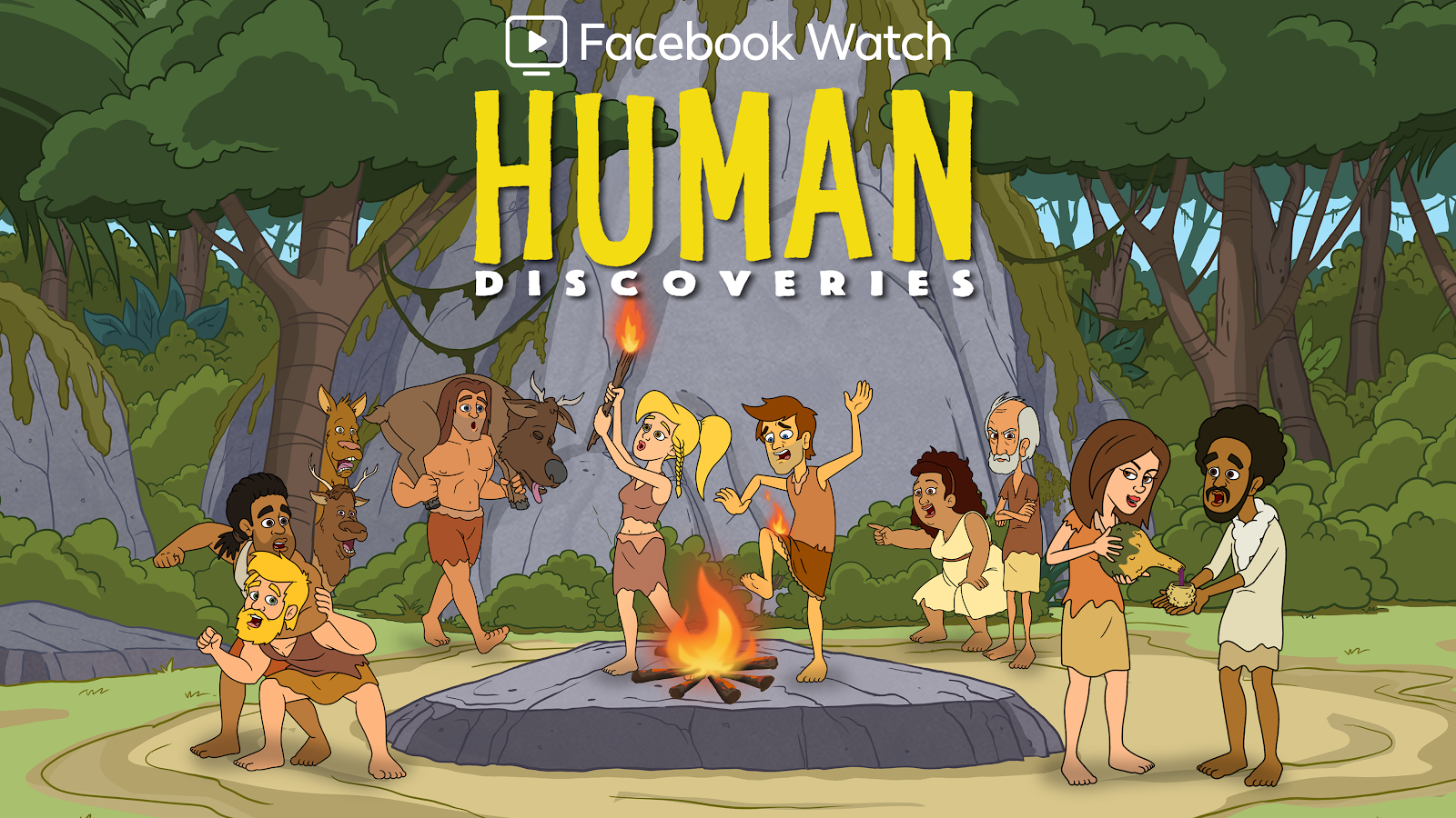 Human Discoveries Facebook