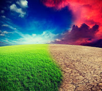 What would the future hold, with warming of 1.5 degree Celsius over land? (Credit: © f9photos / Fotolia) Click to Enlarge.