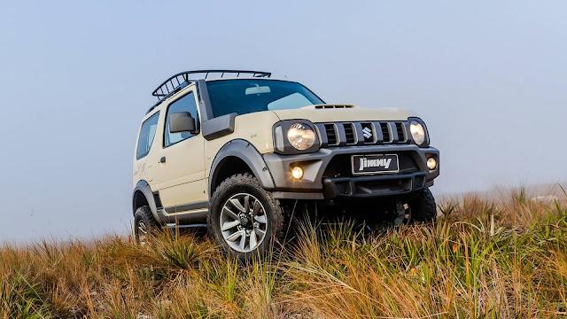 Suzuki Jimny Desert