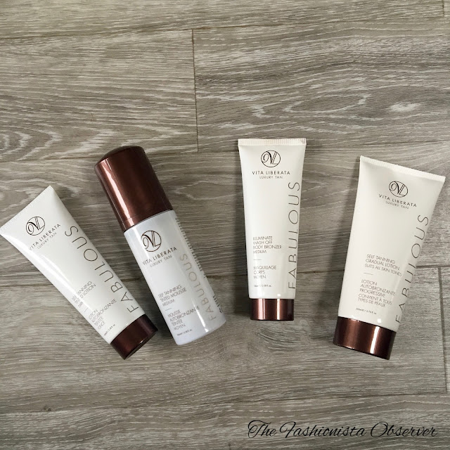 Feel and Look Fabulous with Vita Liberata