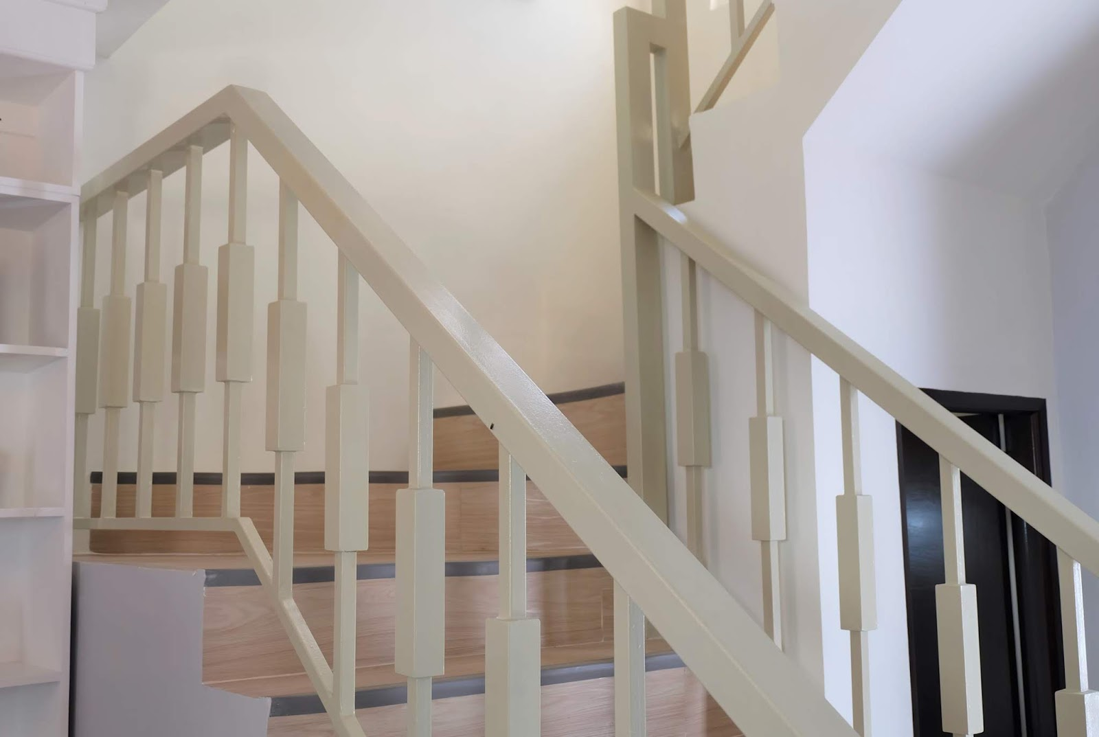 Mansfield Residences Lime unit stairs