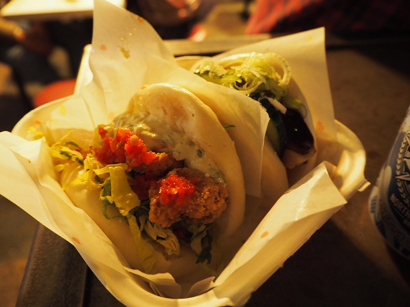 Yum Bun at Street Feast Dinerama London