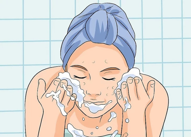 Step 1 How to Apply Makeup when You Have Acne