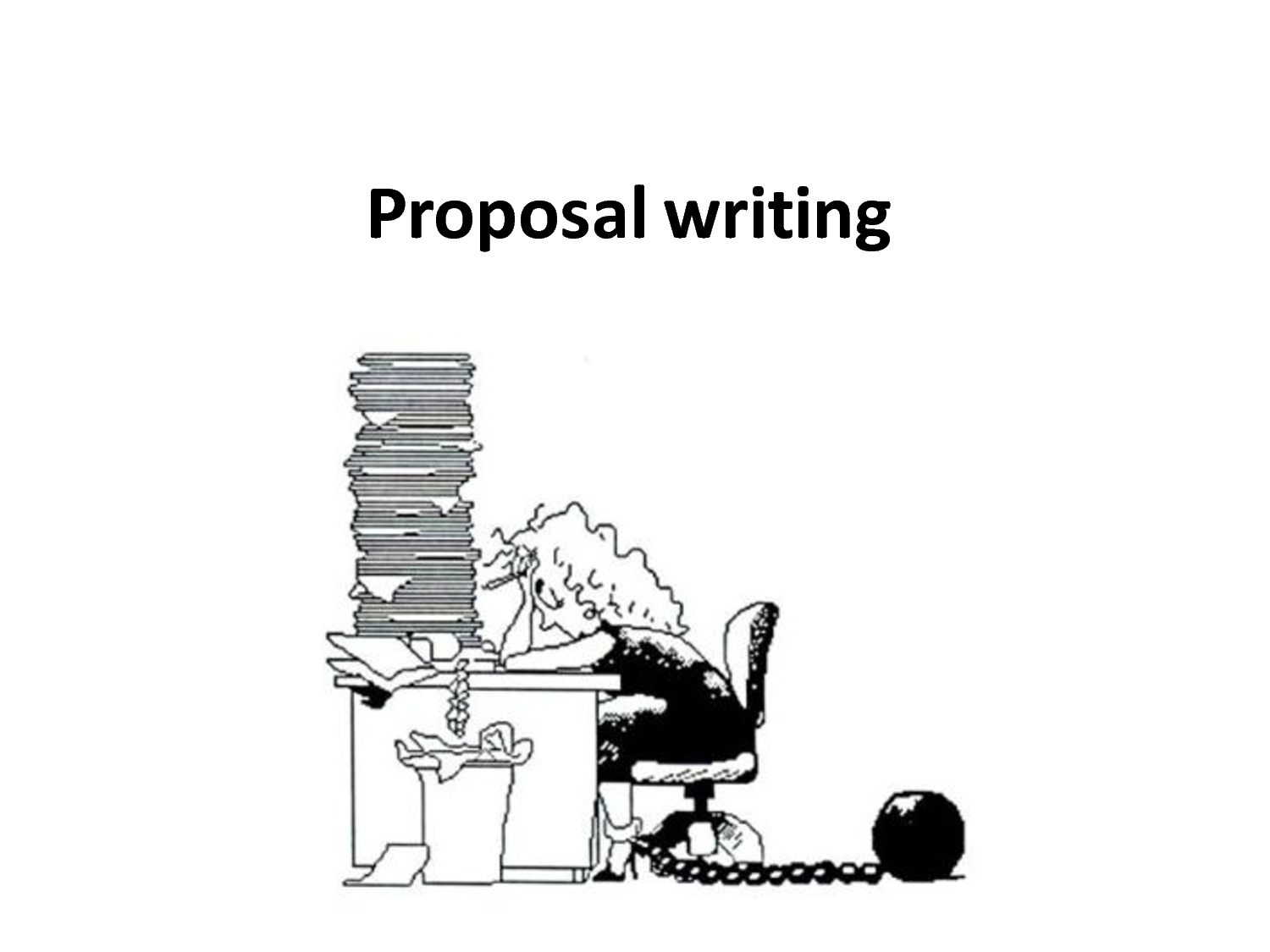 Steps to writing a grant proposal 2 essay