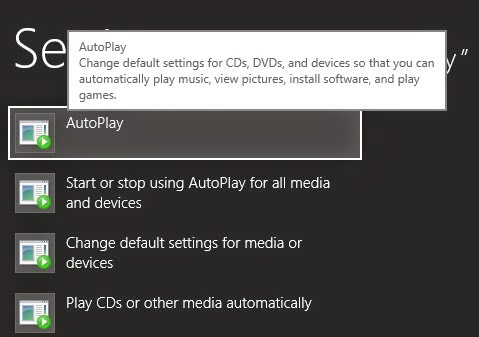 Sometimes when nosotros insert the flash drive into the estimator  How To Disable Autorun / AutoPlay In Windows 8