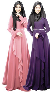 model maxi dress murah